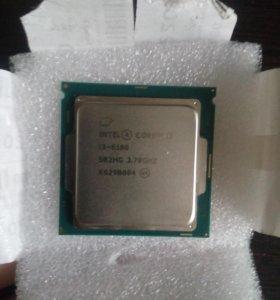 Intel Core I3-6100, OEM