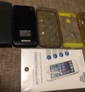 Для iphone 4/4s чехлы, чехол-аккумулятор.