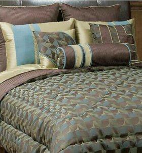 Комплект для двухспальной кровати 9 предметов