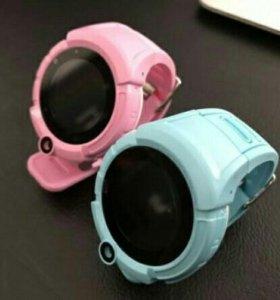 Умные часы для детей с GPS