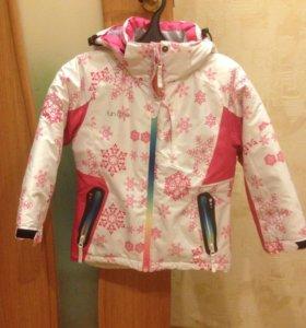 Новая куртка для девочки!