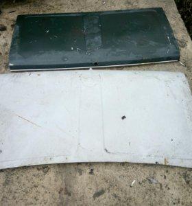 Крышка багажника ваз2103-06