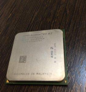 Процессор AMD 64x2. 1800mHz