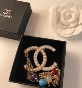Брошь Chanel оригинал