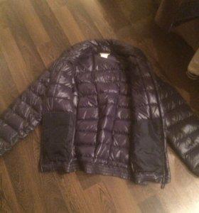 Продам куртку Adidas и бомбер Bershka