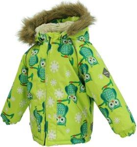 Зимняя куртка хуппа