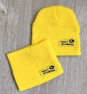 Новая шапка / шарф