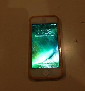 Айфон 5 16гб(оригинал)