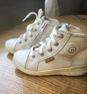 Ботинки экко 24 размер