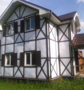 Дом, 112 м²