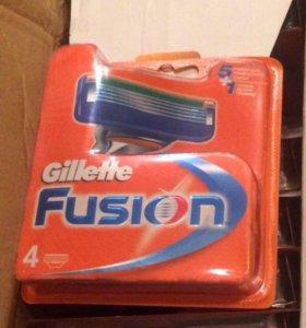 Fusion 4 кассеты для бритья