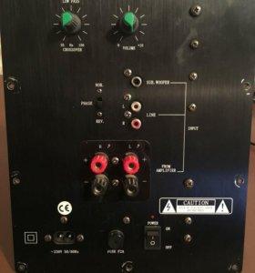 Усилитель от сабвуфера sven audio