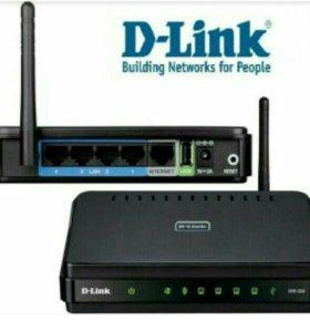D-Link Dir 320 Wi-Fi