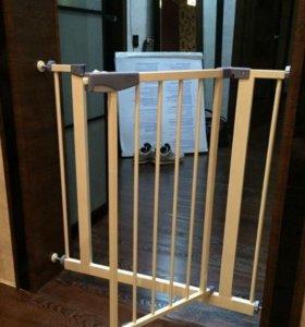 Детские ворота безопасности. В наличии