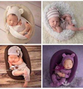 Кресло для фотосессии новорожденных