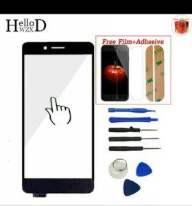 Тачскрин сенсорное стекло huawei honor 5x новое