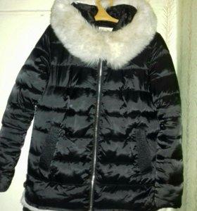 Куртка зима(можно д/беремен.)