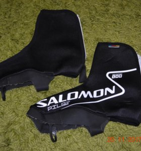 Чехлы Salomon для лыжных ботинок