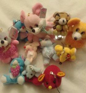 Мягкие игрушки Мыши, Новые