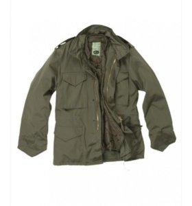 Куртка US М65 MIL-TEC, цвет Olive