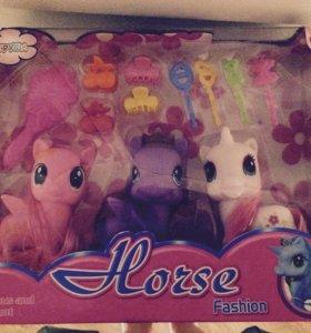 My little Pony (Horse Fashion)