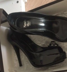 Туфли черные Nando Muzi