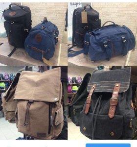 Классные корейские рюкзаки