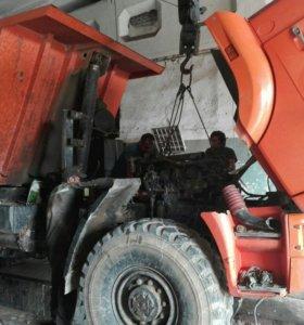 Автосервис грузовой транспорта