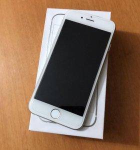 iPhone 6S 32GB Silver на Гарантии