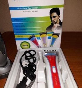 Машинка для стрижки волос Nova NHC 8003