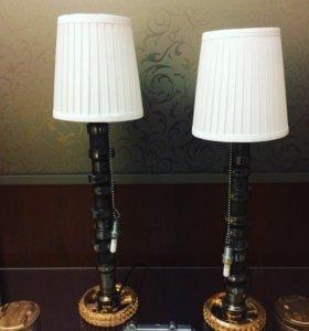 Лампа настольная торшер