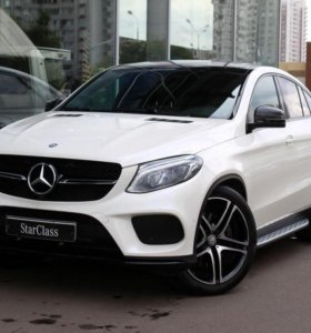 Mercedes-Benz GLE-Класс, 2016