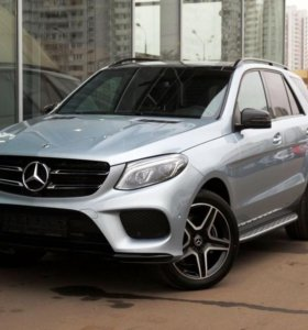 Mercedes-Benz GLE-Класс, 2017