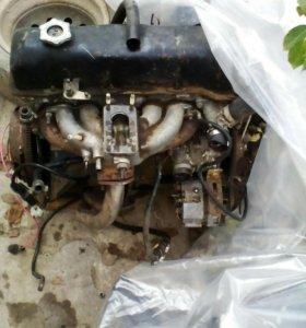 Мотор 2101-2107