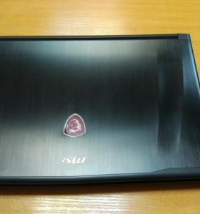 """Ноутбук MSI GP72 7RDX 17.3 """"/i"""