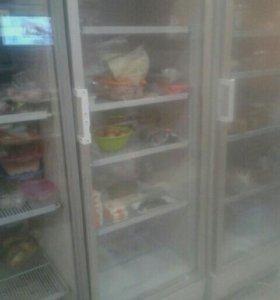 холодильные витрины бирюза