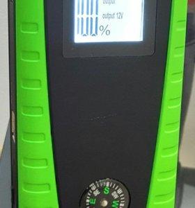Портативное пуско-зарядное устройство Jump Starter