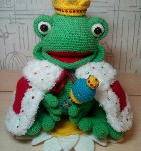 Лягушенок- принц