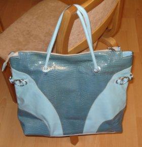 Новая сумка нат. кожа из Италии