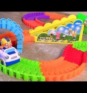 MAGIC Tracks Конструктор для развития ребенка.