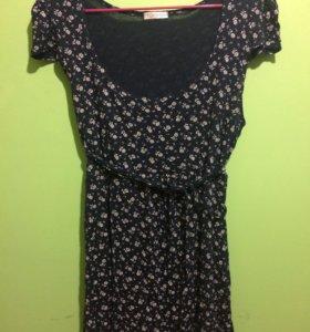 Удлиненная блуза Top Shop