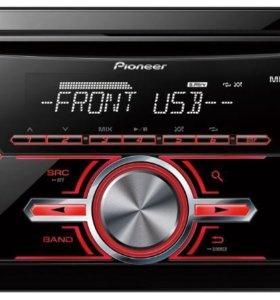 Pioneer FH-X360UB MP3/USB/CD новая гарантия