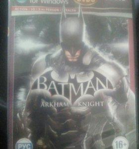 Игра на PC Batman Archam knight