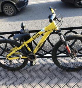 MTB Велосипед Russbike Lime 2012