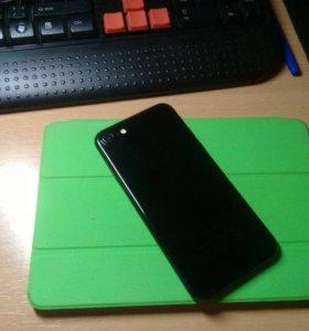 iPhone 7 128GB чёрный оникс