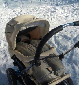 коляска прогулка Emmaljunga