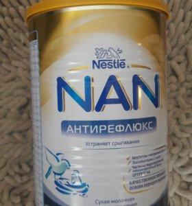 Смесь Нан Антирефлюкс