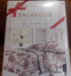 Новые 2х спальные комплекты из мако-сатина.