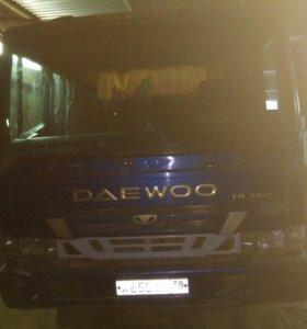 Daewoo Ultra сидельный тягач