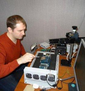 Ремонт компьютеров на дому, компьютерная помощь